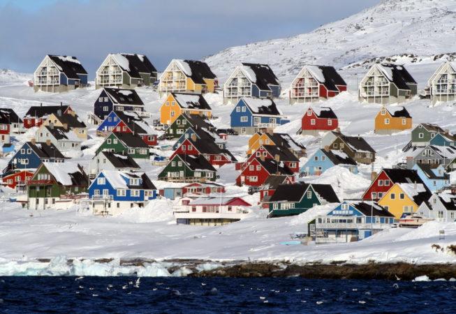 Myggedalen i Nuuk