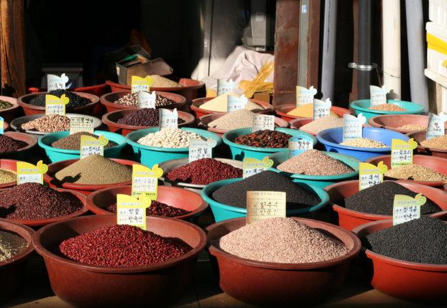 Marked i Daegu