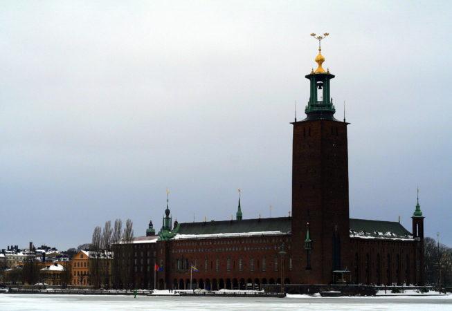 Rådhuset i Stockholm